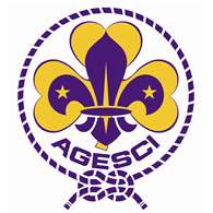 Logo Ufficiale AGESCI (Associazione Guide E Scouts Cattolici Italiani)