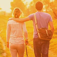 coppia giovane
