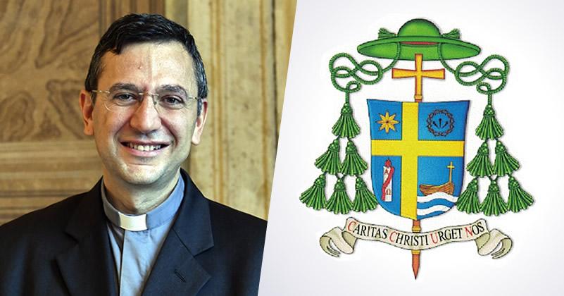 stemma araldico dario gervasi vescovo