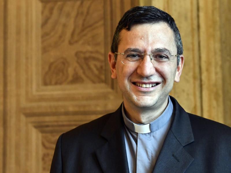 don Dario Gervasi vescovo ausiliare di roma settore sud