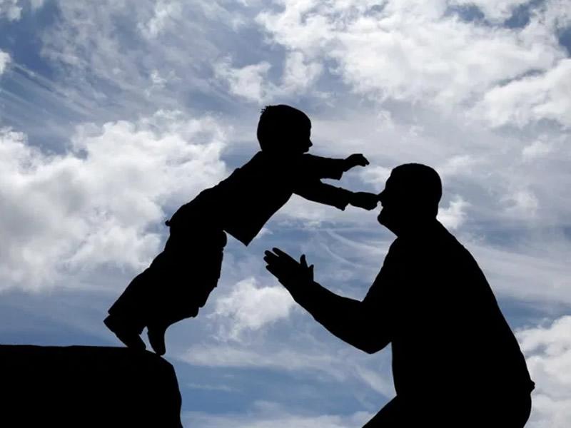 fiducia padre figlio fede