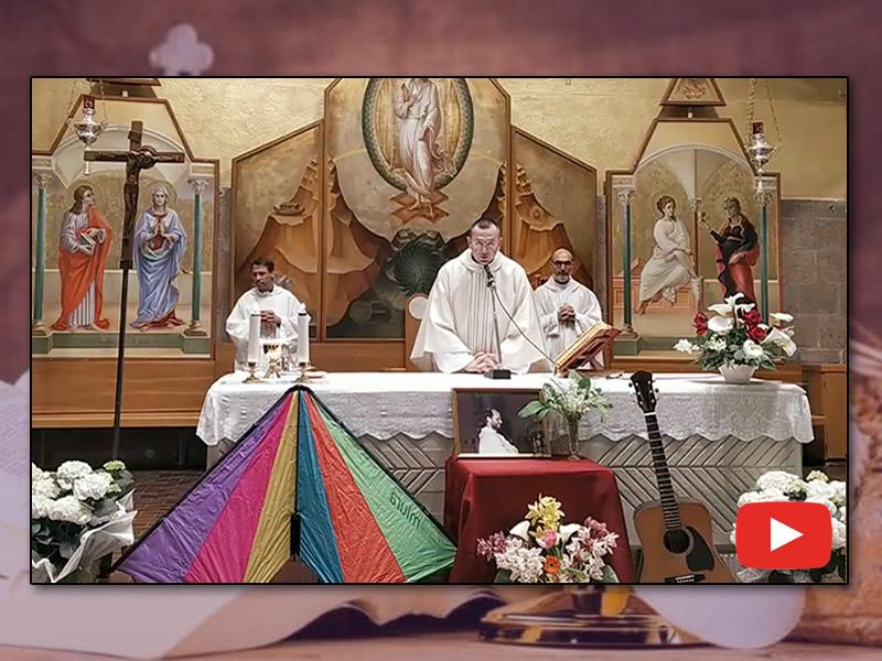 Santa Messa in ricordo di don Massimo Benetello, 21 aprile 2020
