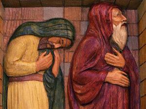 parabola pubblicano fariseo