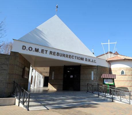 parrocchia resurrezione
