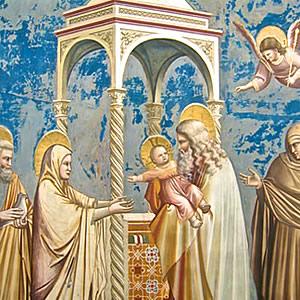 presentazione al tempio di Gesù