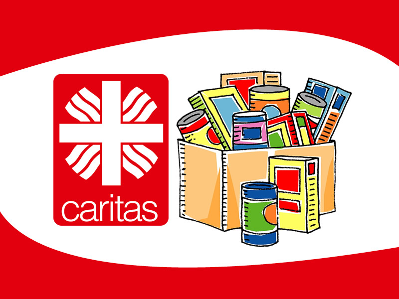 raccolta alimentare caritas resurrezione