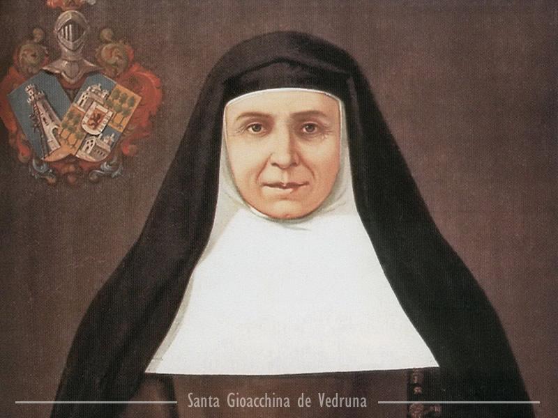 Santa Gioacchina de Vedruna