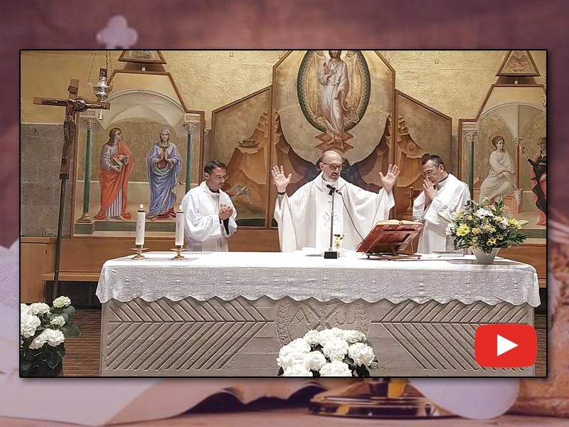 santa messa 10 maggio 2020
