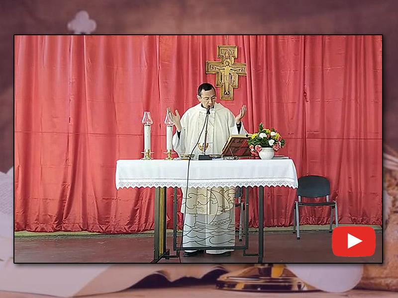 santa messa 24 maggio 2020