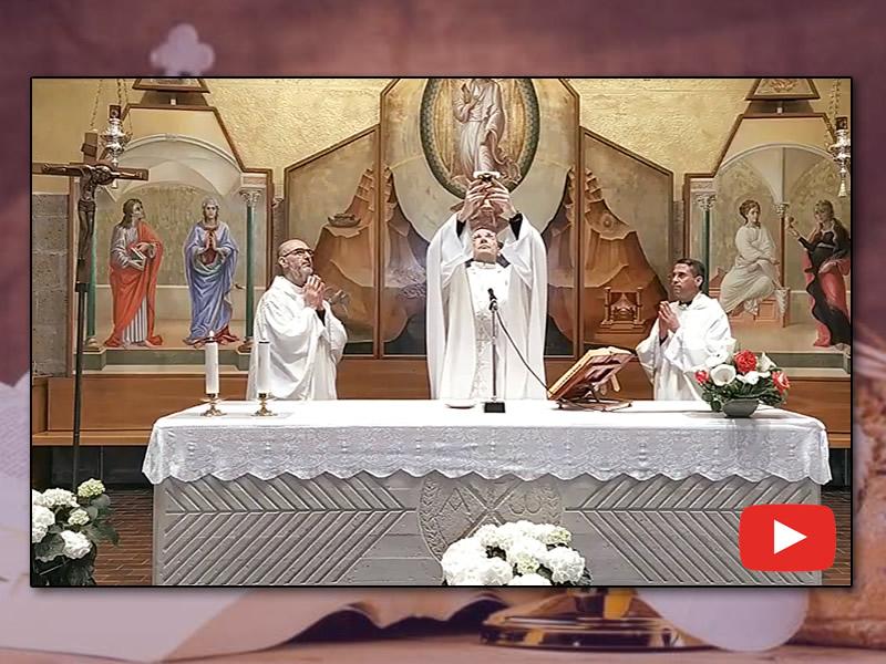 santa messa 3 maggio 2020